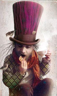 El sombrerero por Zdenko Basic