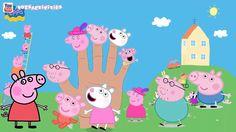 Peppa Pig Family Finger Family
