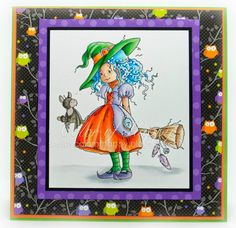 Hazel from Whimsy Stamps