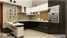 beautiful home interior designs kerala home design floor plans kitchen interior views ss architects cochin home kerala plans