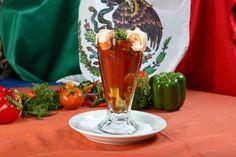 MI TIERRA TAMAULIPAS MEXICO - COCKTAIL CAMARON Y JAIBA