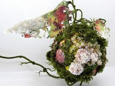 AmyGross ContagiousDetail2 The Textile Art of Amy Gross.