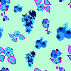 Fiverr freelancer will provide Pattern Design services and create a set of 20 seamless pattern including Number of Elements within 5 days Fruit Pattern, Service Design, Pattern Design, Palette, Illustrations, Wallpaper, Create, Palette Table, Wallpapers