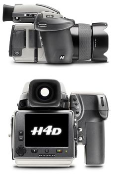 Hasselblad H4D <3 - If I won't the lottery - this would be one of the first cameras I would get!