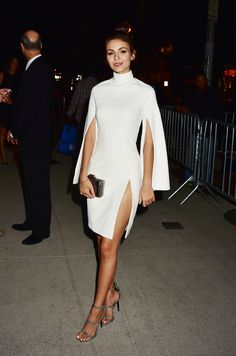 Victoria Justice – DKC / O&Ms Tony Awards After Party at the Baccarat Hotel in New York 12.06.16