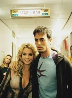 Enrique Iglesias and Britney Spears Free Internet Radio, Jamie Lynn, Reality Tv Stars, Enrique Iglesias, Straight Guys, Queen B, Celebs, Celebrities, Record Producer