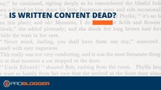 What do you think - does written content still have a place in our online, hyper-connected world that seems increasingly saturated with images and video clips? Text Back, Edit Text, Write To Me, Fails, Thinking Of You, Texts, Insight, Stuff To Do, Marketing News