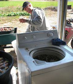 DUNLAP — To run Rod Pauli's washing machine, there's only one proper setting: Delicious.