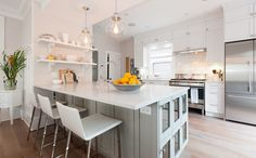 Love It Or List It Vancouver--After: Kitchen