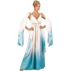 Adult Greek Goddess Gown Costume
