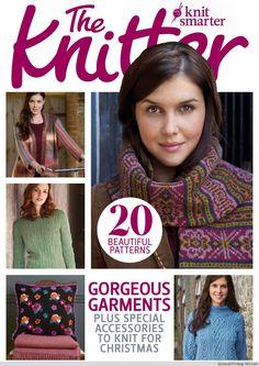 The Knitter No1 2015 - 紫苏 - 紫苏的博客