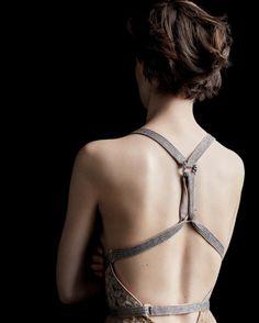stormtrooperfashion:Saskia de Brauw by Cass Bird for Vogue Korea, March 2015