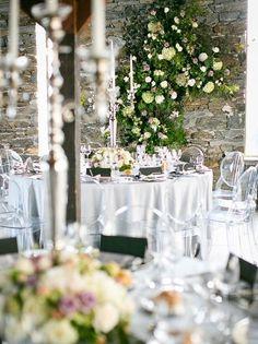 30 ideas para decorar las mesas de celebración de una boda: Inspiración para todos los gustos Image: 1