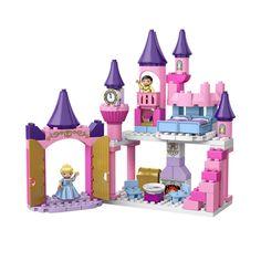 LEGO Duplo Assepoesters Kasteel 6154