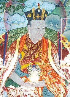 Thegchog Dorje - 14th Karmapa Vajrayana Buddhism, Thangka Painting, Green Tara, Divine Mother, Tibetan Buddhism, Lineage, Sacred Art, Himalayan, Deities