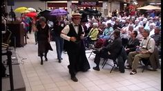 """""""Cake Walking Babies From Home"""" ~ Titanic Jazz Band in the Mall @ Glacie..."""