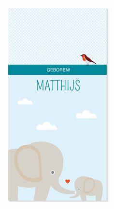 Geboortekaartje Matthijs #geboorte #geboortekaartje #zwanger #pregnant #birthcards