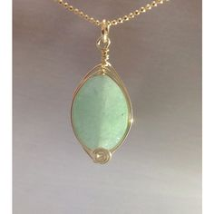 Aventurine Pendant, Natural Green Aventurine Pendant, 14k Gold Filled... ($29) ❤ liked on Polyvore featuring jewelry, pendants, 14k heart pendant, 14k gold filled jewelry, green jewellery, heart jewellery and green aventurine jewelry