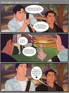 Bruce Stereotypes Everybody by Harseik.deviantart.com on @deviantART
