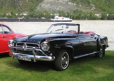 Borgward Isabella http://classiccarland.com/luxury/5-classic-cars-time-forgot/