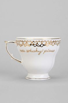 Cheeky Teacups urban outfitters