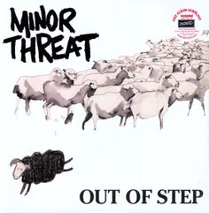 Minor Threat | Out of step, 1983