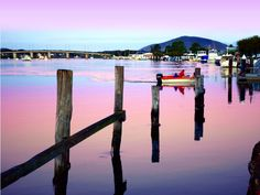Tea Gardens, NSW: Where the Myall River meets Port Stephens . this coastal village is the southern gateway to the Great Lakes Beautiful Sunset, Beautiful Beaches, 1st Day Of Winter, Lawrence Of Arabia, Outdoor Cafe, Tourism Website, Holiday Accommodation, Picnic Area, Great Barrier Reef