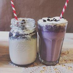 Oreo - Frutos del Bosque - Milkshake