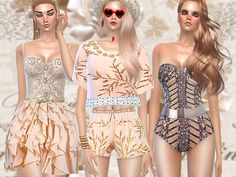 The Sims Resource: Opulence Collection by Pinkzombiecupcake • Sims 4 Downloads