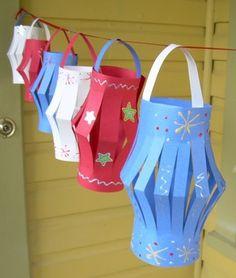 Best Fourth of July Kids Crafts