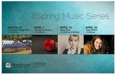Poster   Spring Music Series 2012