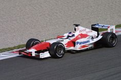 P14: Olivier Panis (FRA) - Toyota TF 104 - 6 Points #motorsport #racing #f1 #formel1 #formula1 #formulaone #motor #sport #passion