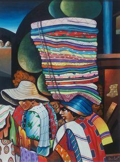 Original Haitian Art by Patrice Piard Caribbean Culture, Caribbean Art, Loko, Grandma Moses, India Painting, Haitian Art, Dragon Artwork, 10 Picture