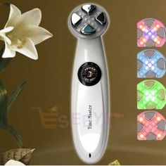 Time Master 5 In 1 Perfessional Home Facial Treatment Machine