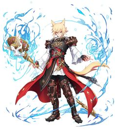 FFXIV - Character [CLOSED] by hiro150106 on DeviantArt