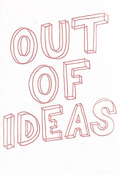 out of ideas Photo Wall Collage, Collage Art, Typographie Inspiration, Logo Design, Graphic Design, Pretty Words, Words Quotes, Photoshop, Branding