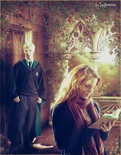Draco Malfoy, Hermione Granger