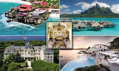 The hotels voted the best in the world revealed