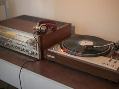 Vintage Audio Love PIONEER SX-850 + PIONEER PL-530 + PIONEER SE-L40   .....................................Please save this pin.   ............................................................. Click on the following link!.. http://www.ebay.com/usr/prestige_online