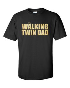 You're up multiple times a night. Your days are full of walking about in a foggy haze. Yes, you are the Walking Twin Dad.