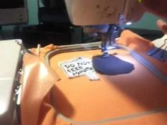 ▶ I need embroidery help! Brother SE-400 - YouTube