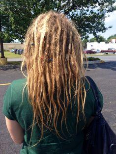 dreads 5 months
