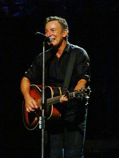 Bruce Springsteen and The E Street Band                                                                                                                                                                                 More