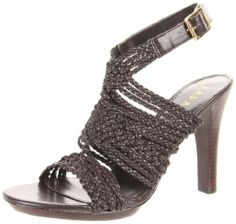 Lauren Ralph Lauren Women's Holleen Ankle-Strap Sandal