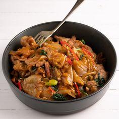 Pork Belly Drunken Noodles