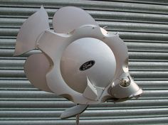 Hoestler Butterfly Fish - Hubcap Creatures