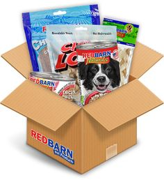 FREE Redbarn Pet Products Giveaway  http://www.thefreebiesource.com/?p=202002