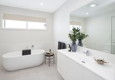 BATHROOM of Malibu 29 single storey home.  On display at Housing World Wongawilli.  Part of the Evolve designs, brought to you by Masterton Homes Duplex Design, House Design, Best Home Builders, Malibu Homes, Comfy Sofa, Storey Homes, Display Homes, Building A New Home, Build Your Dream Home