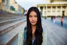 -The Atlas of Beauty- | Photographed in Ulaanbaatar, Mongolia.