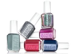 Essie Fall 2013 Colors - the dark blue is even better in person